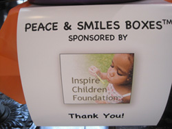 Peace and Smiles boxes
