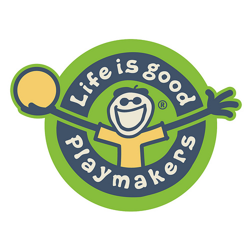 Life is Good Playakers logo